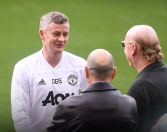 the Manchester United board is confident that Solskjaer 's skills will be in charge of the team for a long time