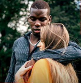 Suley, the girlfriend of Pogba, the Red Devils footballer